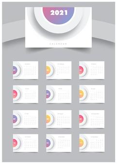 Moderne kalender
