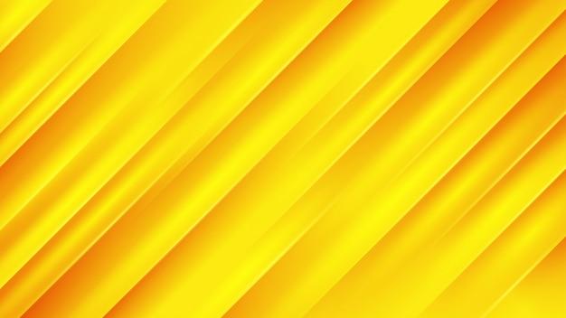 Moderne oranje achtergrond met diagonale lijn.