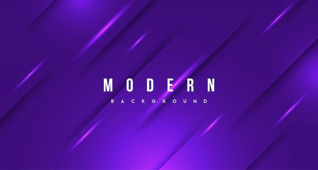 Moderne paarse abstracte achtergrond