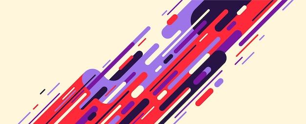 Moderne stijl abstracte achtergrond