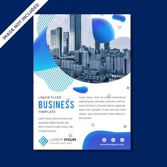 Moderne vector sjabloon voor brochure