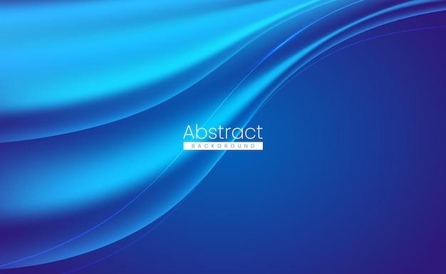 Moderne vlotte geweven abstracte achtergrond