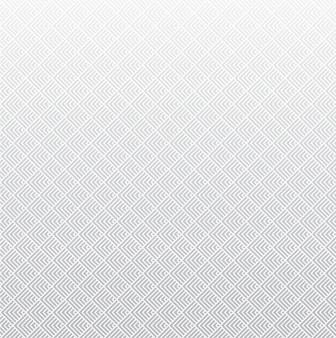 Moderne witte, grijze geometrische achtergrond - naadloos patroon