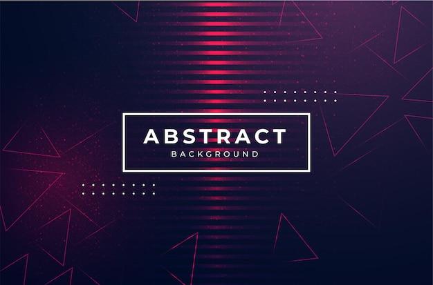 Moderne zakelijke achtergrond met abstracte vormen