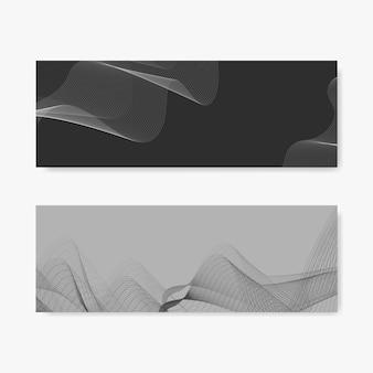 Moiré-patroon achtergrondreeks
