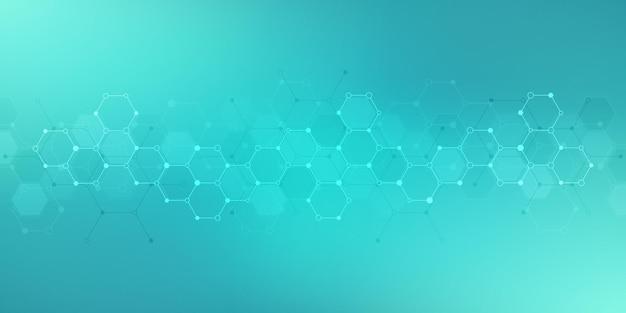 Moleculaire structuren of chemische technologie