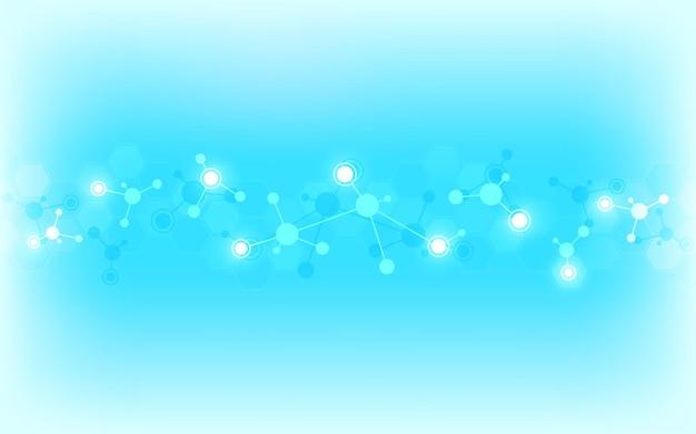 Moleculen of dna-streng, genetische manipulatie, neuraal netwerk