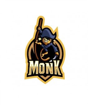 Monk sports-logo
