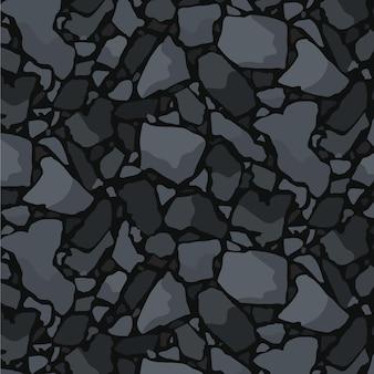Monochromatisch terrazzo patroonontwerp