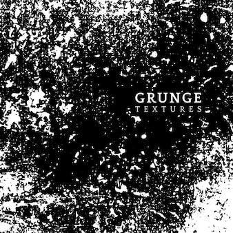 Monochrome grunge noodlijdende textuur vector