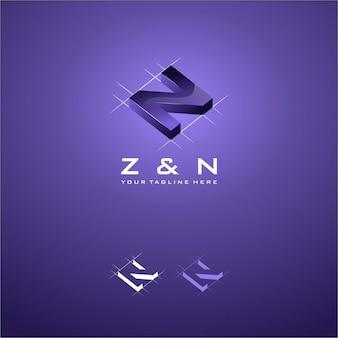 Monogram logo modern