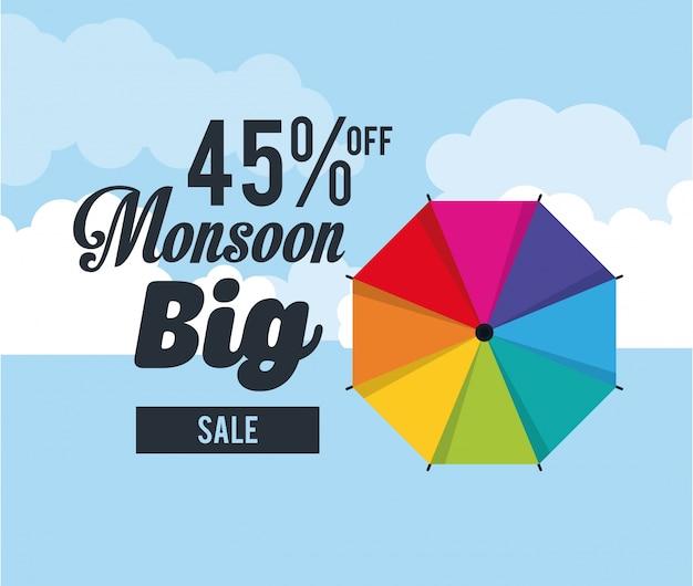 Monsoon grote verkopen en kortingen