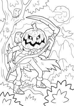 Monster jack lantaarn