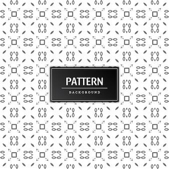 Mooi decoratief patroon
