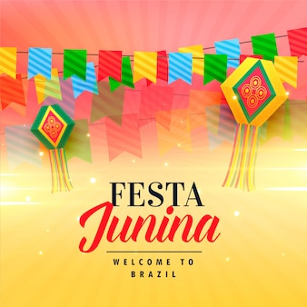 Mooi feest voor festa junina