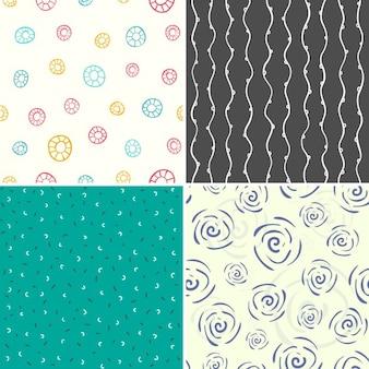 Mooi patroon set