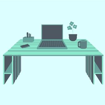 Mooie desk