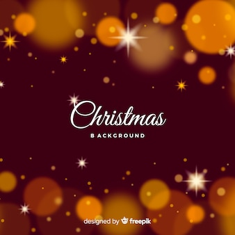 Mooie fonkelende kerstmis achtergrond
