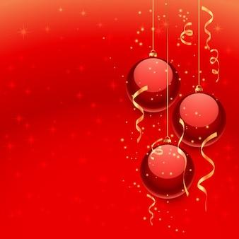Mooie kerst ballen