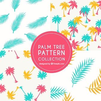 Mooie kleurrijke decoratieve patronen
