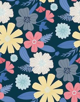 Mooie kruiden en bloemen