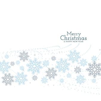 Mooie merry christmas festival achtergrond