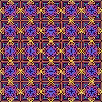 Mooie naadloze patroon abstracte achtergrond