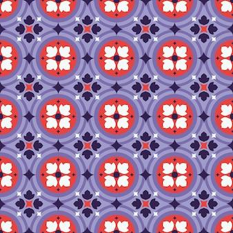 Mooie paarse tegels