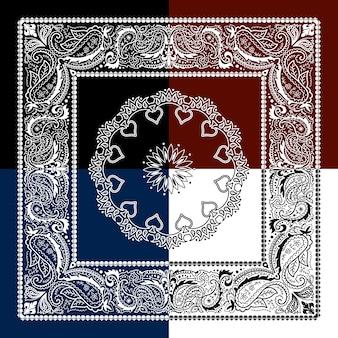 Mooie patroonachtergrond