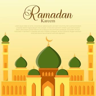 Mooie ramadan kareem
