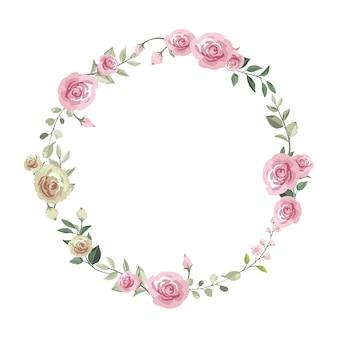 Mooie rozenkrans