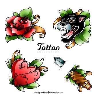 Mooie tattoo collectie