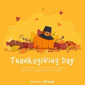 Mooie thanksgiving achtergrond