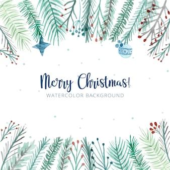 Mooie vrolijke kerstmisachtergrond