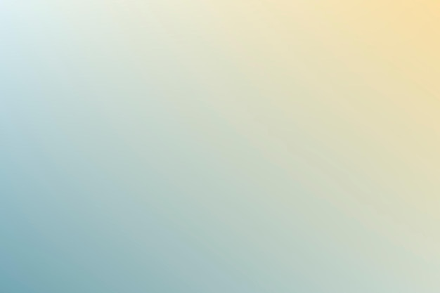 Mooie zomerse gradiëntachtergrond blauw en geel
