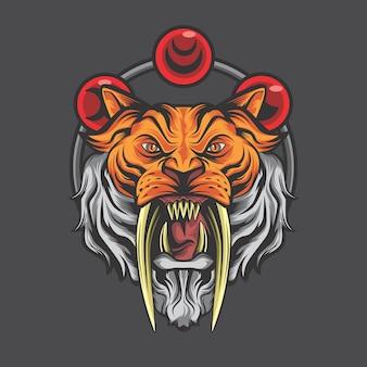 Moordenaar tijger