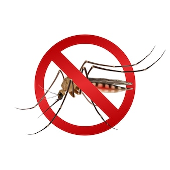 Mosquito stopbord