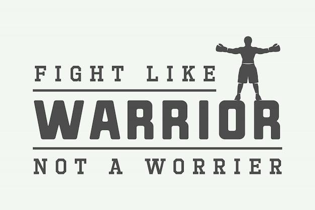Motivatie logo, embleem