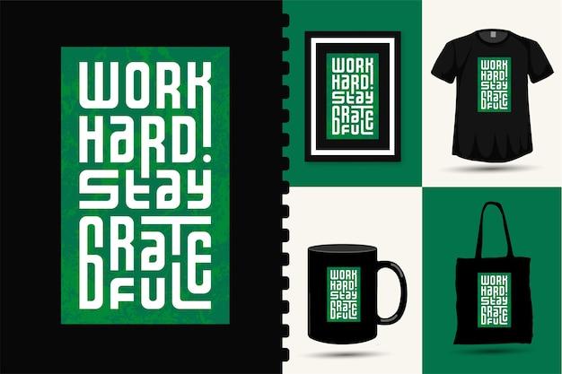 Motiverende citaat print ontwerpset