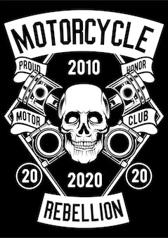 Motorcycle rebellion