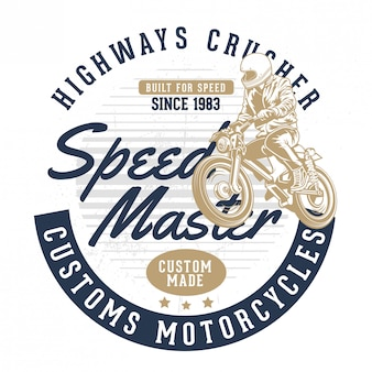 Motorfietsen embleem