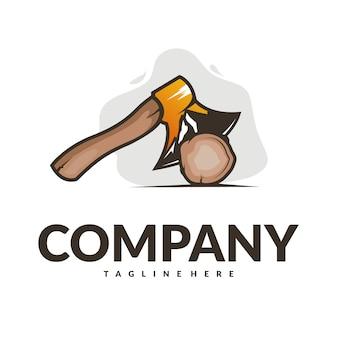 Mountain axe-logo
