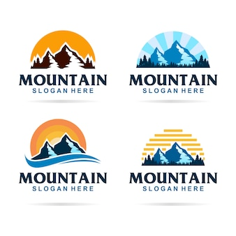Mountain bundel logo