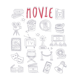 Movie produstion and industry objects collection