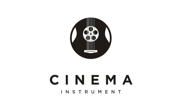 Movie soundtrack logo-ontwerp
