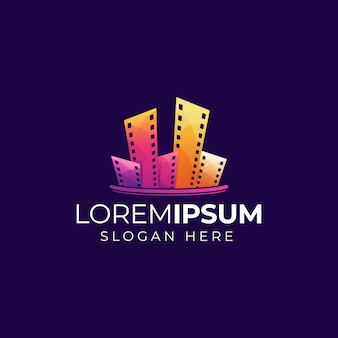 Movie town-logo