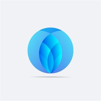 Mozaïek logo sjabloon