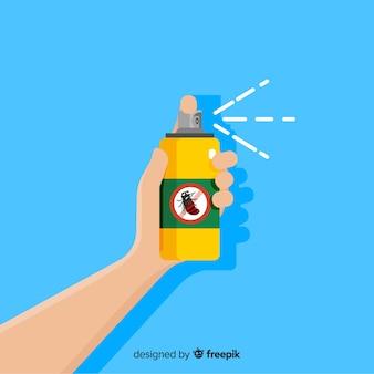 Muggenmelk achtergrond
