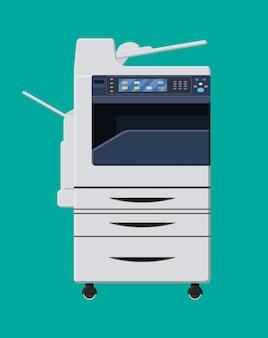 Multifunctionele machine voor kantoor.