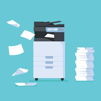 Multifunctionele printerscanner